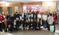 Επίσκεψη μαθητών στο Νοσοκομείο Παπαγεωργίου