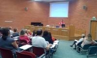 Η ΑΝΤΗΡΙΔΑ εκπαιδεύει Εθελοντές στη Θεσσαλονίκη