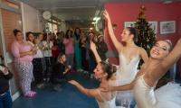 Χορεύοντας για τους ασθενείς